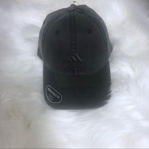 Adidas   Estate Cap Dark Grey